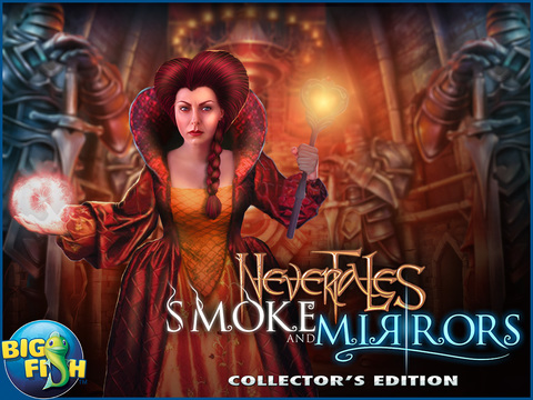 Nevertales: Smoke and Mirrors HD - A Hidden Objects Storybook Adventure screenshot 5