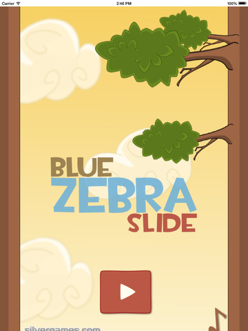 Blue Zebra screenshot 4