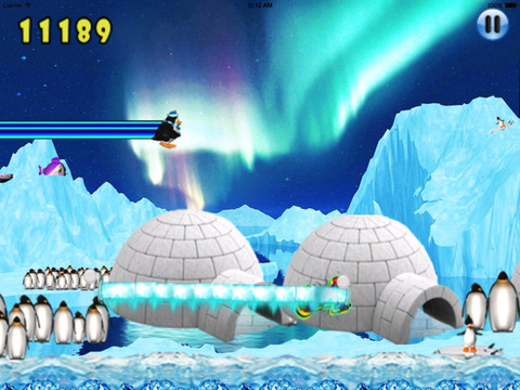 Happy Pinguin Jump : Wourld Tour screenshot 9