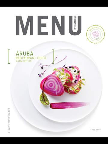 Menu International - Restaurant Guide - Aruba screenshot 6