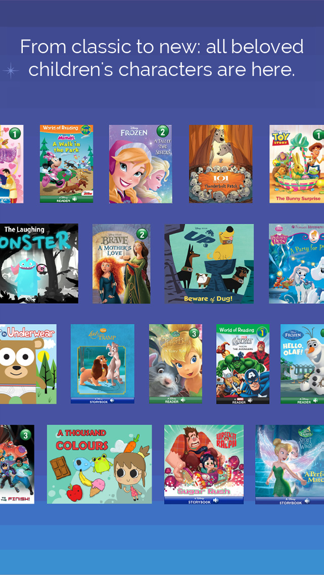 PlayKids Stories: Learn ABC screenshot 2