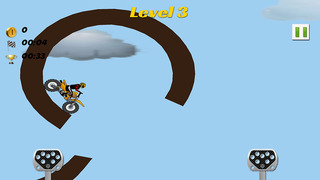 Stunt Bike Racer Pro screenshot 4
