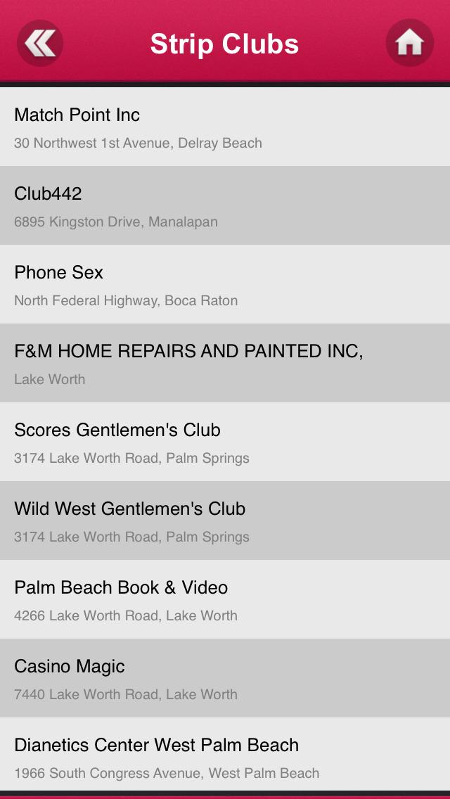 Florida Strip Clubs screenshot 5