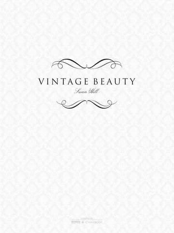 Vintage Beauty screenshot #1