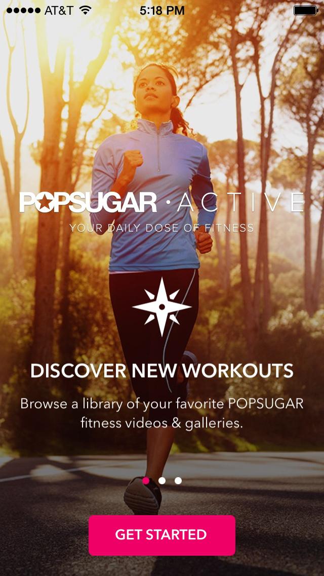 Active by POPSUGAR screenshot 1