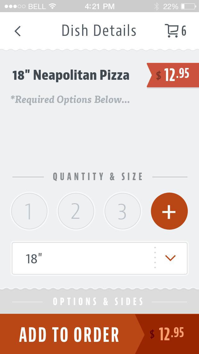 John Vito's Pizza screenshot 4