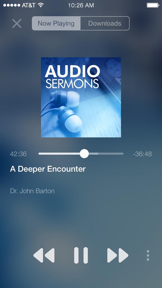 John Barton Ministries screenshot 2