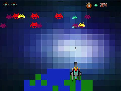 Classic Arcade Marcians screenshot 6