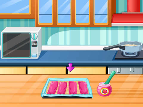 甜心卷筒蛋糕 screenshot 9