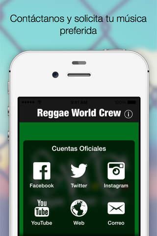 Radio Reggae World - Tu estacion online de musica  - náhled