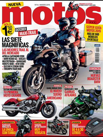 Motos Revista screenshot 6