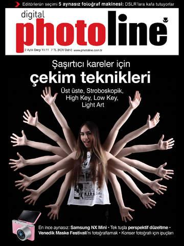 PhotoLine Magazine screenshot 5