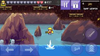 Cally's Caves 3 screenshot 3