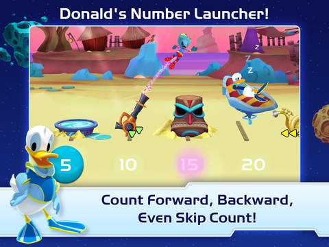 Mickey's Magical Math World screenshot 9