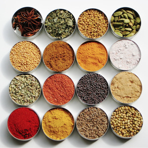 Herbs and Spices Info