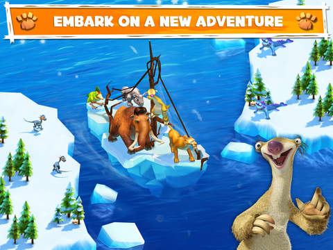 Ice Age Adventures screenshot 6