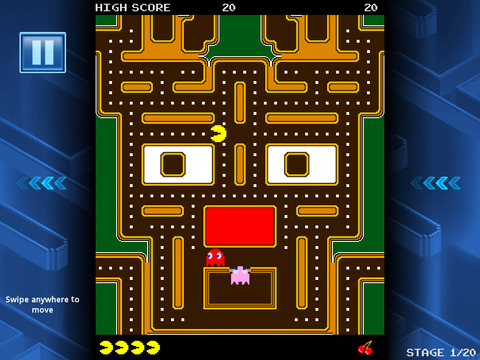 PAC-MAN screenshot #4