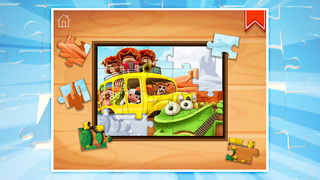 StoryToys Jigsaw Puzzle Collection screenshot 3
