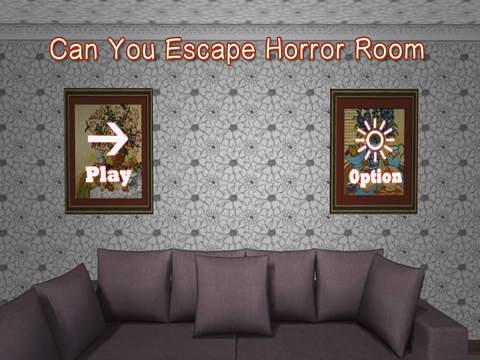 Can You Escape Horror Room screenshot 6