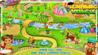 Baby Emily Learning Vehicle screenshot 2