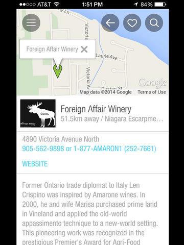 Wine Country Ontario Mobile screenshot 10