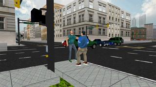 City Driving 3D - Free Roam screenshot 2