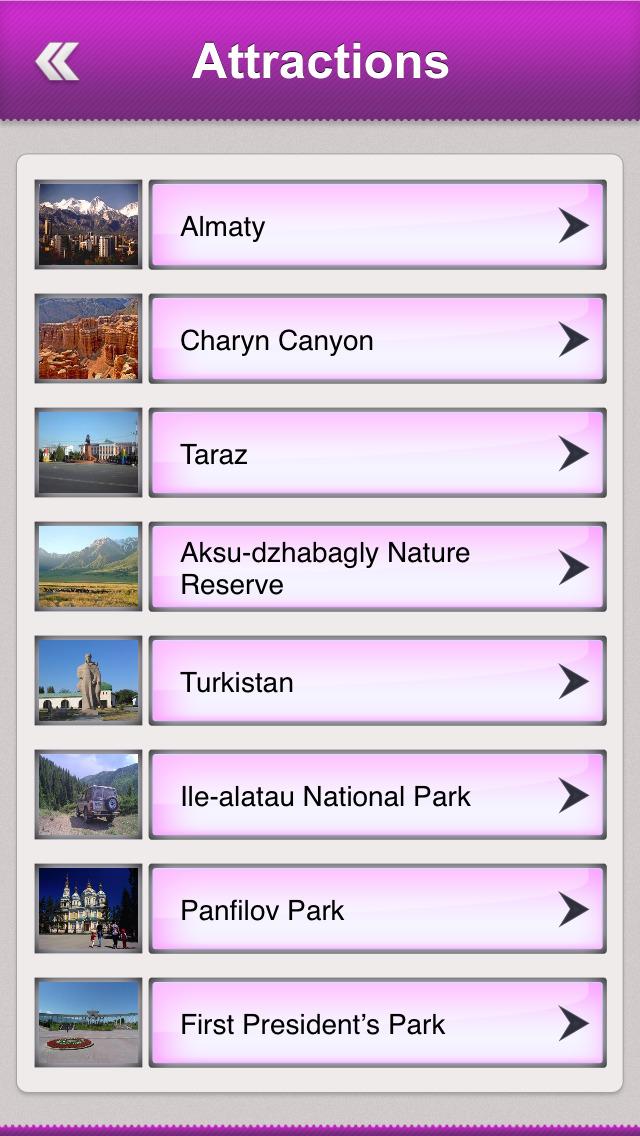 Kazakhstan Tourism Guide screenshot 3