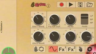 AirVox - Gesture Controlled Music screenshot 3