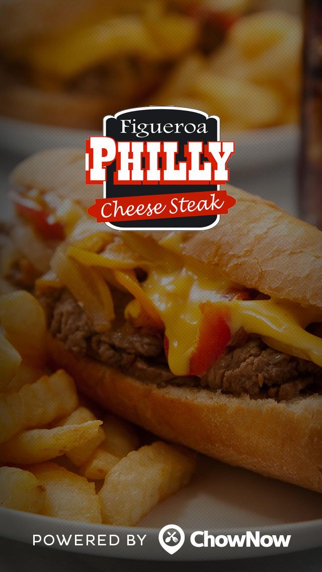 Figueroa Philly Cheese Steak screenshot 1