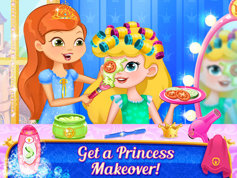 Princess PJ Party screenshot 8