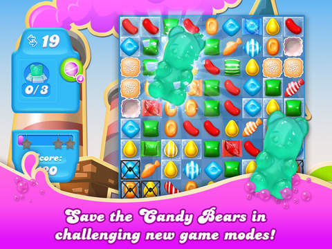 Candy Crush Soda Saga image #1