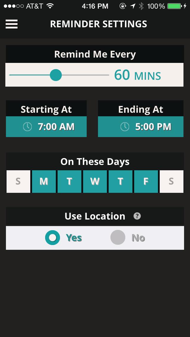 Move Your App screenshot 2