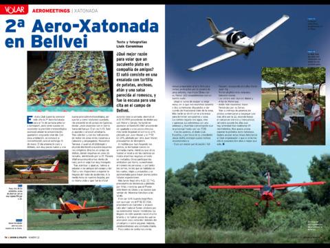 Revista Avion y Piloto - La revista por pilotos para pilotos screenshot 5