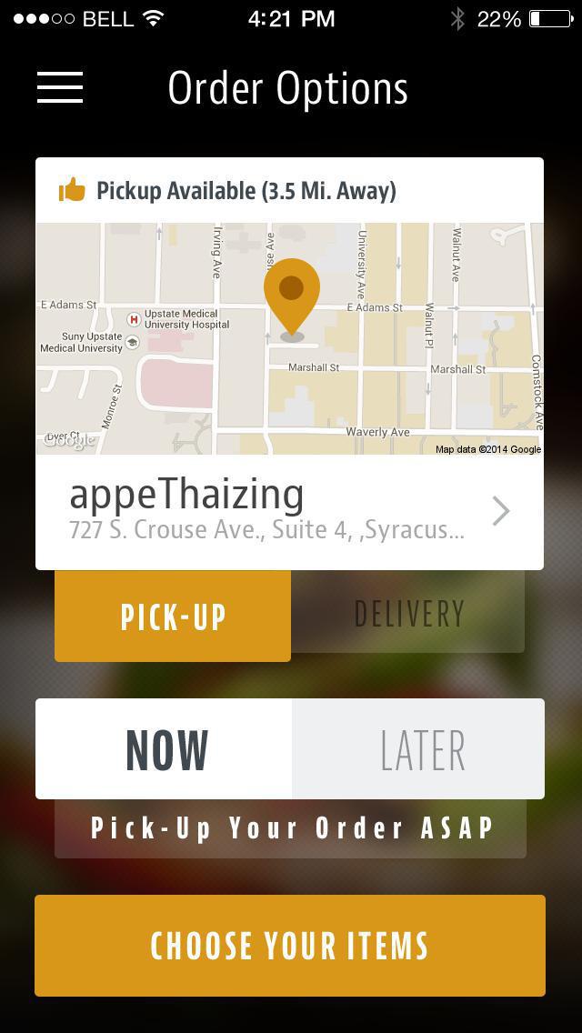 appeThaizing at SU Hill screenshot 2