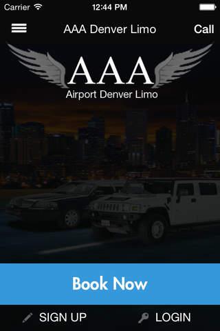 Denver Limousine - náhled