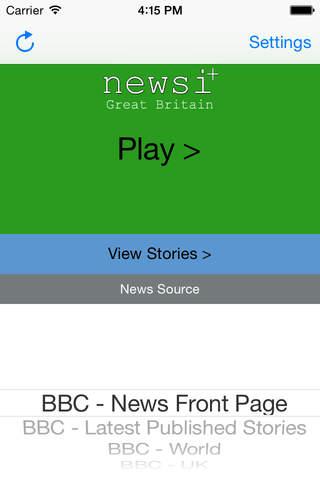 Newsi Plus GB: Great Britain - náhled