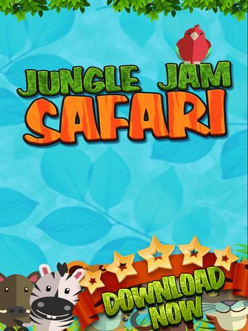 Jungle Jam Safari Strategy Game - Free Logic Test screenshot 6