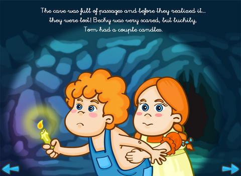 Tom Sawyer - Multi-Language book screenshot 10