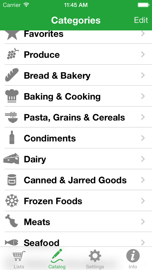 Shopping Pro (Grocery List) screenshot 3