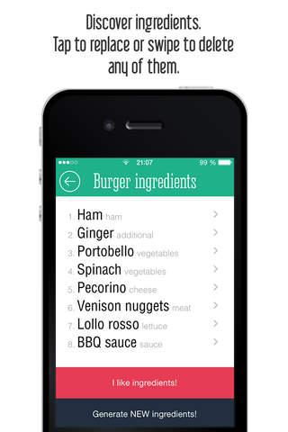 200 million burger recipes - náhled