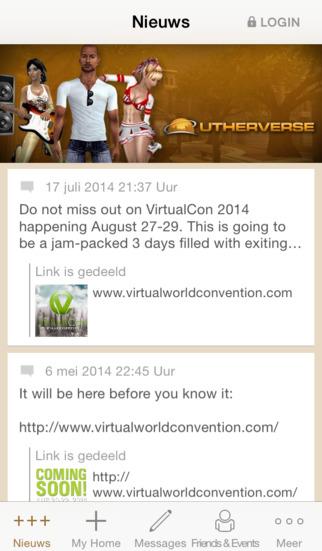 Utherverse screenshot 1