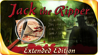 Jack the Ripper : Letters from Hell - Extended Edition – A Hidden Object Adventure screenshot 1