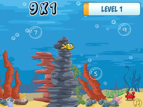 Multiplication Fish - náhled