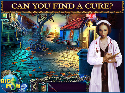 Shiver: Lily's Requiem HD - A Hidden Objects Mystery (Full) screenshot 1
