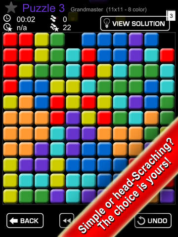 Block Buster Free - puzzle game screenshot 7