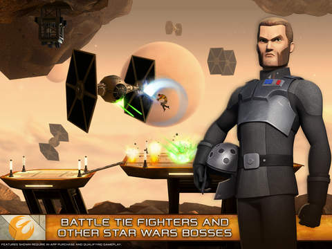 Star Wars Rebels: Recon Missions screenshot 7