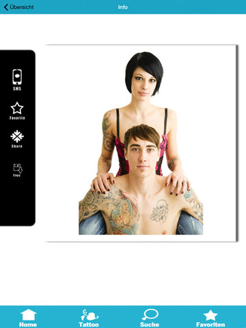 Tattoos - Motive richtig auswählen, Tipps für dein Tattoo screenshot 6