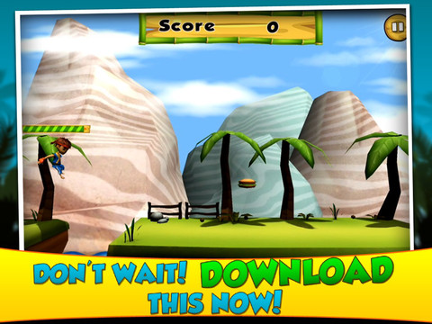 Candy Drop Jungle Run screenshot 6