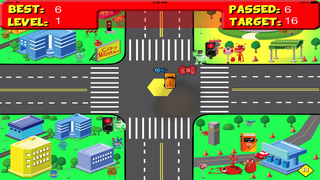 Fast Traffic Cars PRO screenshot 4