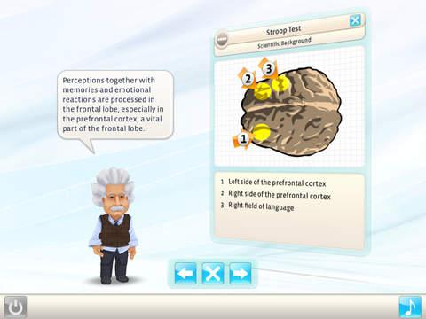 Einstein™ Brain Training HD screenshot 14